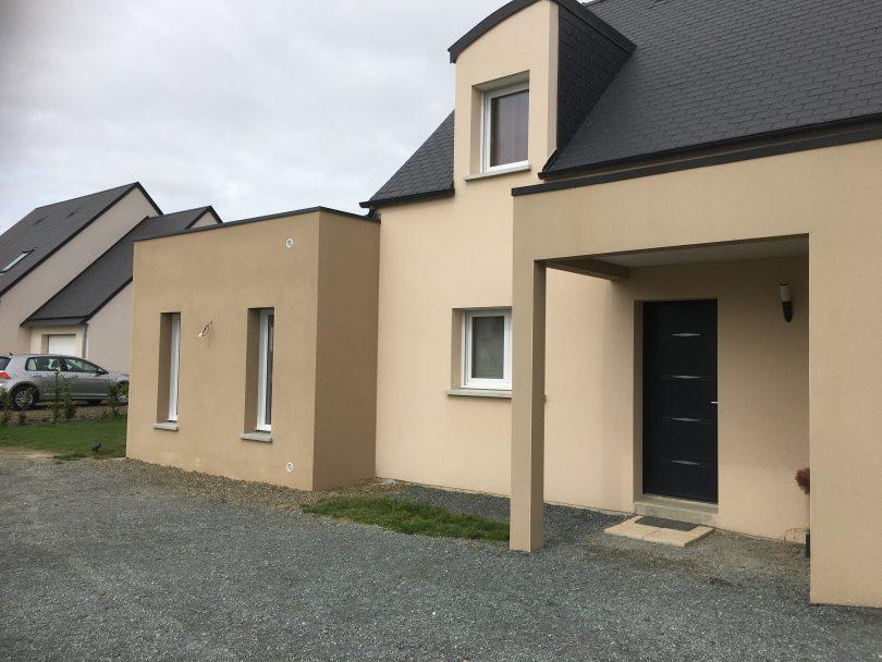 Extension de maison - Conseil Habitat Travaux
